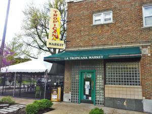 La Tropicana Storefront